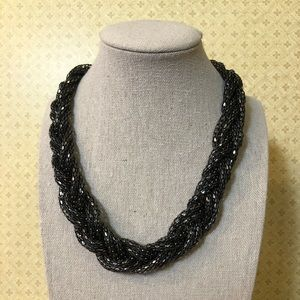 Express Braided Chain Necklace